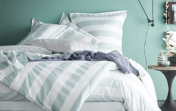Bed linen on sale: discover Holidays !