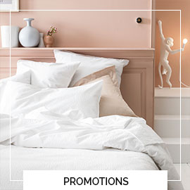 Bed linen on sale: discover our beautiful offers!