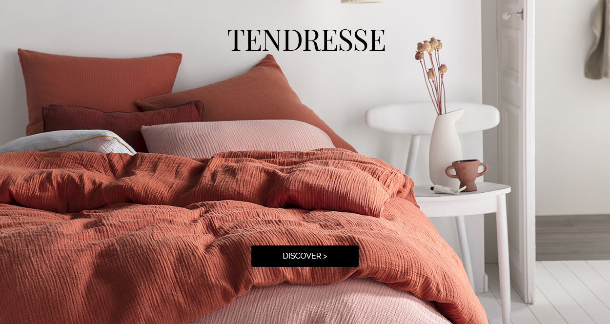 TENDRESSE: Discover our new colors! >