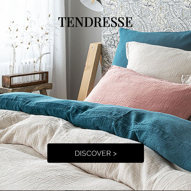 Discover TENDRESSE and our new colors >