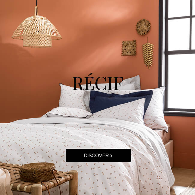 RÉCIF Bed set : DISCOVER >