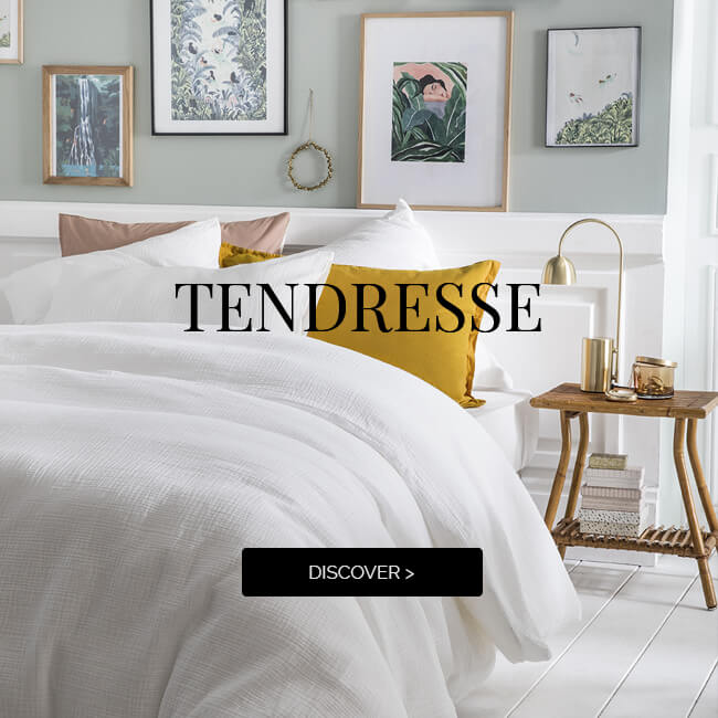 TENDRESSE Bed set : DISCOVER >