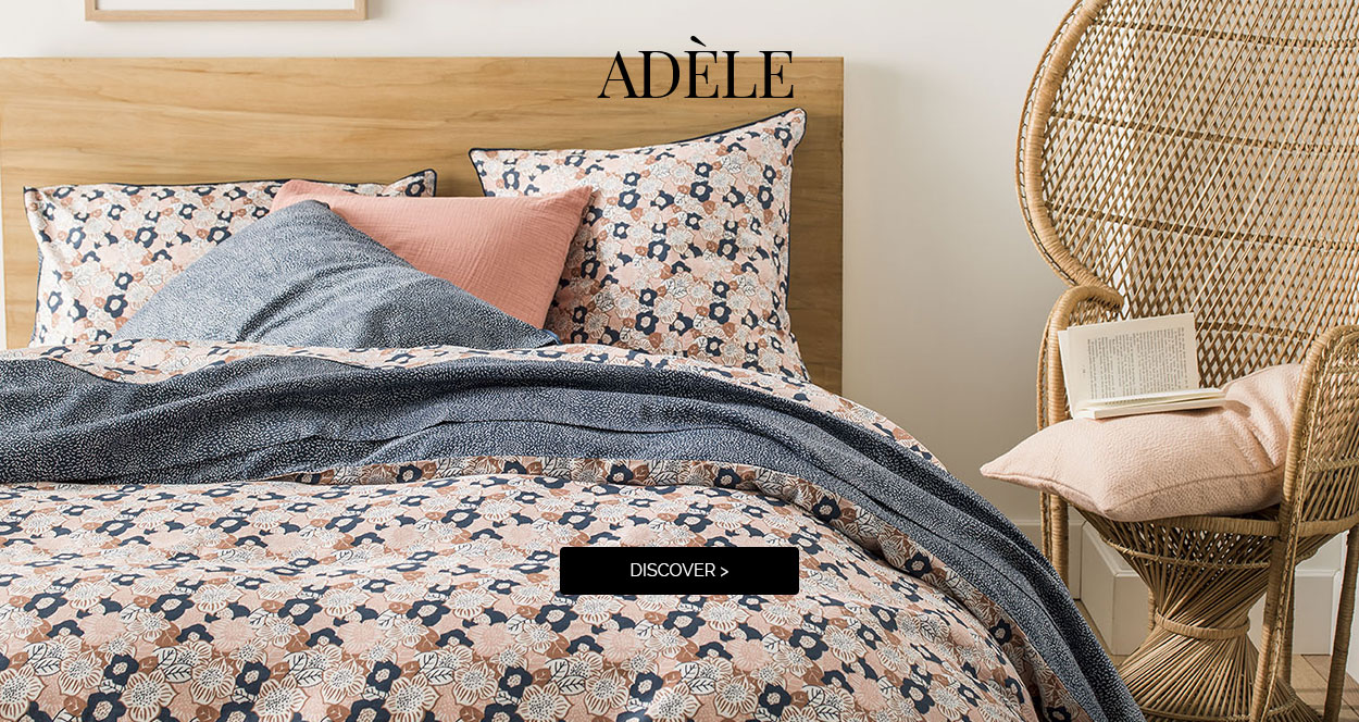 ADELE : new in in sateen cotton! >
