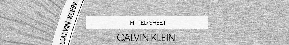 Fitted sheet Calvin Klein