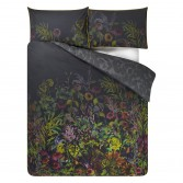 Housse de couette INDIAN SUNFLOWER en percale de coton - DESIGNERS GUILD