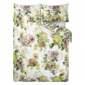 Duvet cover PALACE FLOWER Moss
