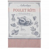 Tea towel POT AU FEU - Coucke