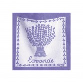 Tea towel LAVANDE LAVANDE - Coucke
