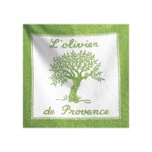 Tea towel ST REMY AMANDE - Coucke