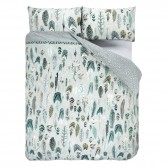 QUILL Duck egg Duvet cover
