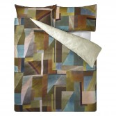 Percale cotton Duvet cover ALPHONSE - DESIGNERS GUILD