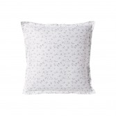 PLEINE LUNE Silver Pillowcase & Sham