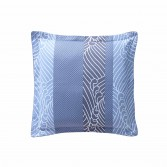 ZAHARA Blue Pillowcase & Sham