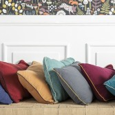 Percale Cotton Duvet cover JANE