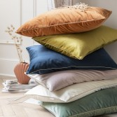 BESTIAIRE printed percale bed set