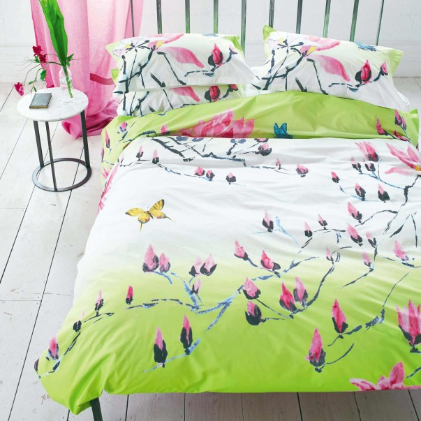MADAME BUTTERFLY Bed set