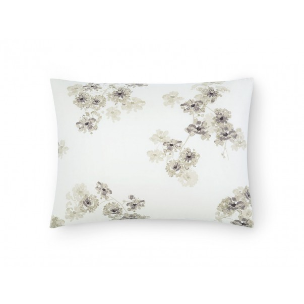 Set of 2 Pillowcases SANDSTORM FLORA  printed in sateen cotton