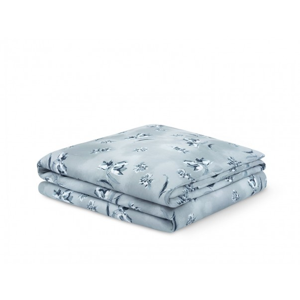 Duvet cover TULIP printed in sateen cotton