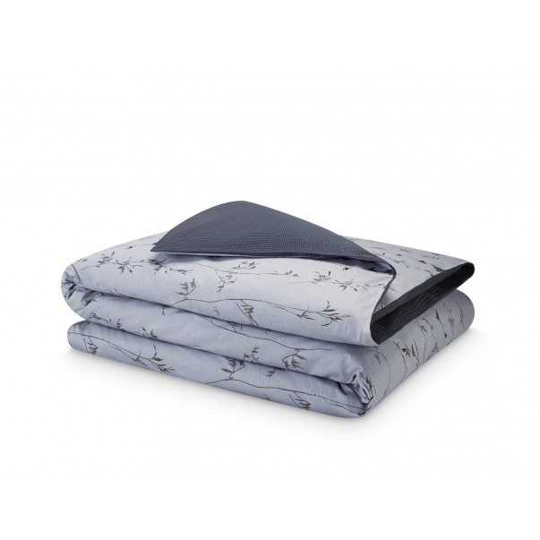 Duvet cover Calvin Klein DUSK WILD FLOWER in sateen cotton