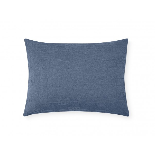 Set of 2 Pillowcases in jersey LINK DUSK  Calvin Klein