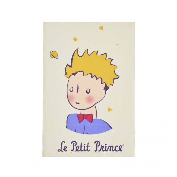 Tea towel THE LITTLE PRINCE - COUCKE