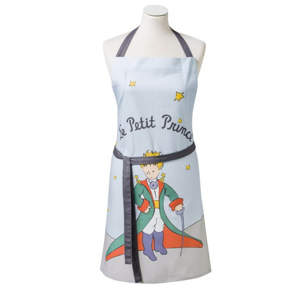 Apron THE LITTLE PRINCE ADULT CAPE 85x76 cm  - COUCKE