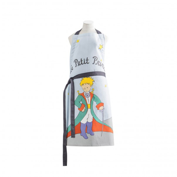 Apron THE LITTLE PRINCE CHILD CAPE 75x66 cm  - COUCKE
