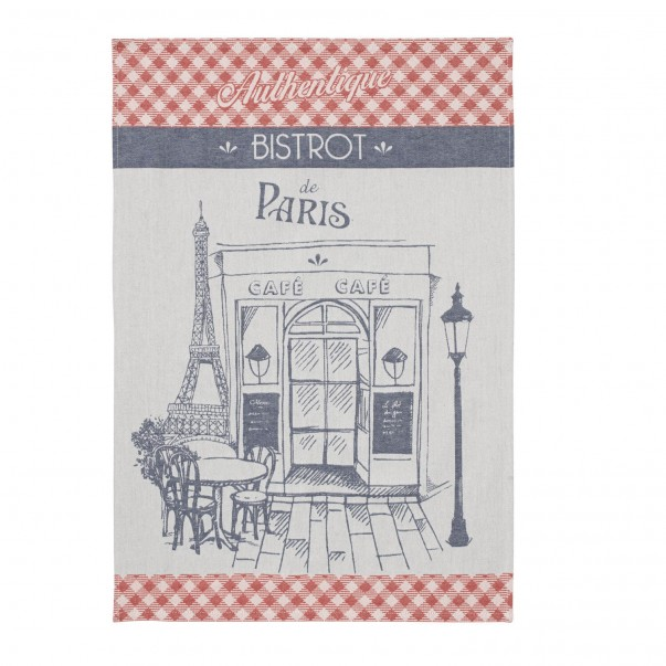 Tea Towel AUTHENTIQUE BISTROT - COUCKE