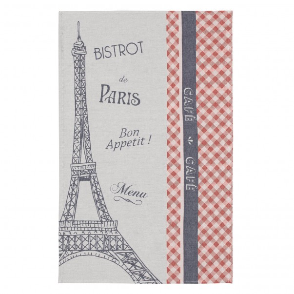 Tea Towel TROCADERO - COUCKE