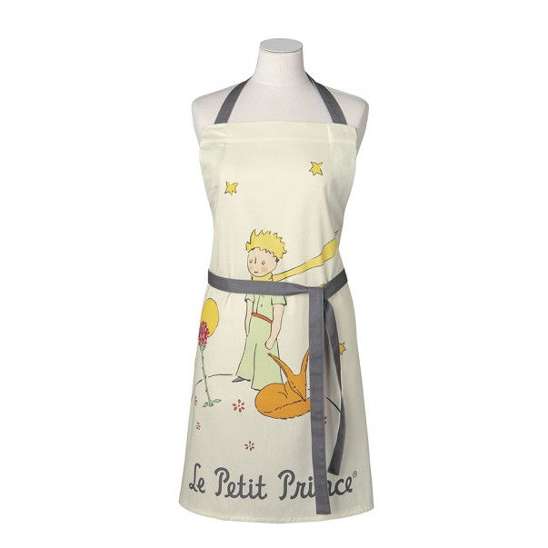 Apron THE LITTLE PRINCE La fleur et le renard - Coucke
