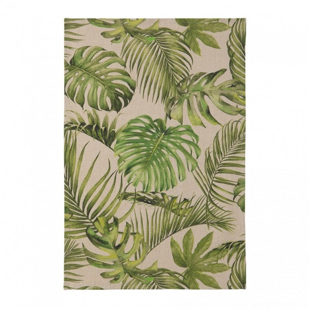 Tea towel JUNGLE  - Coucke