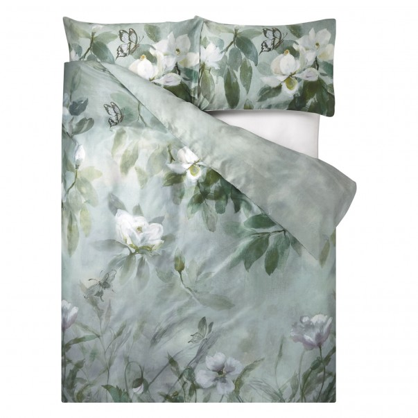 Sateen cotton Duvet cover KIYOSUMI  - DESIGNERS GUILD