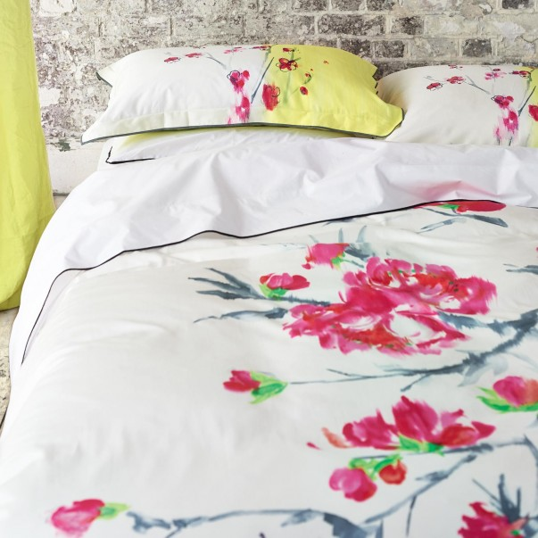 ORIENTAL FLOWER Bed set