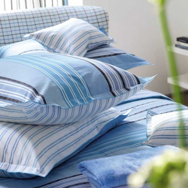 Pillowcase PURBECK BLEU