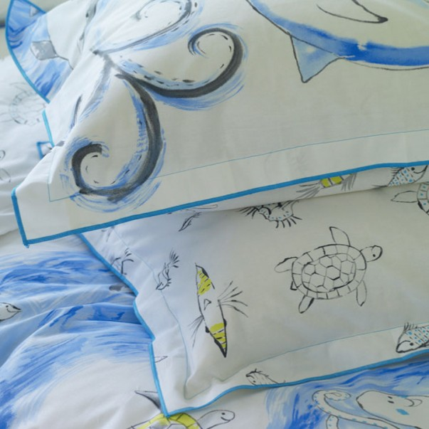 Pillowcase WHALE OF A TIME