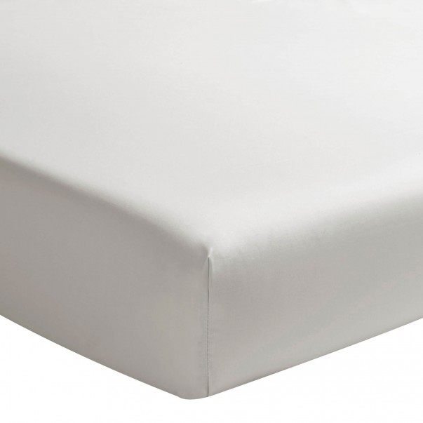 ROYAL LINE - Cotton Percale fitted sheet - Pocket Depth 40 cm