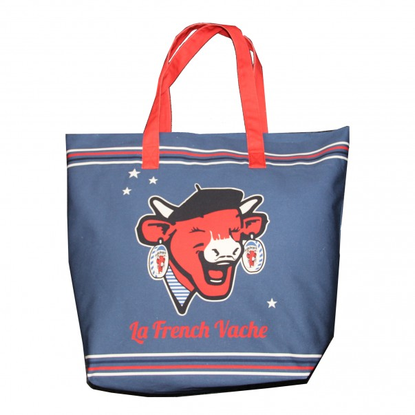 Shopping bag LA VACHE QUI RIT French  - Coucke