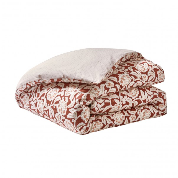 Duvet cover Boheme in cotton percale with OEKO-TEX® certified