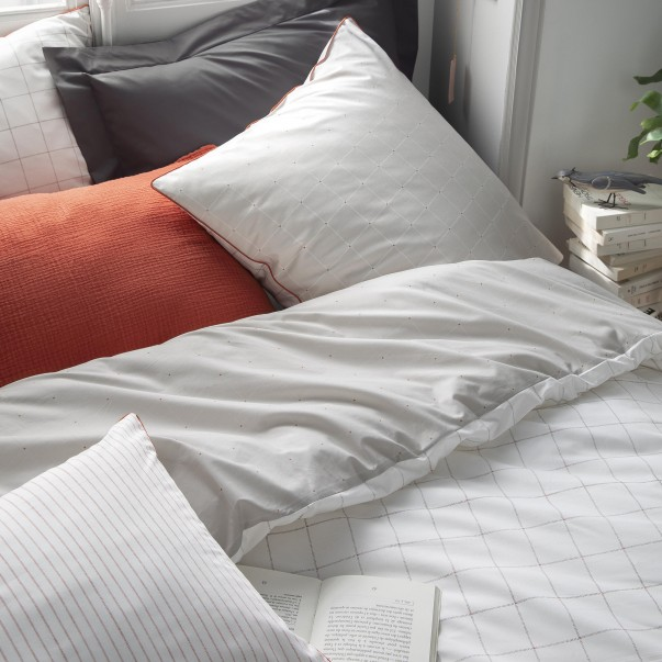 GASPARD Duvet set cotton percale