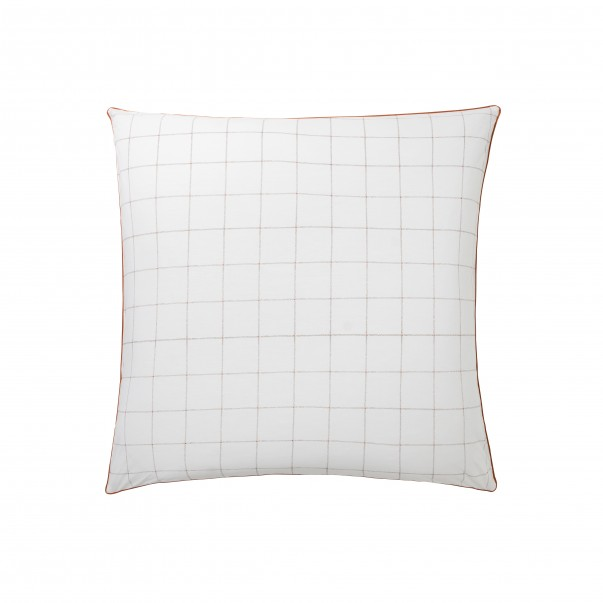 GASPARD Pillowcase cotton percale
