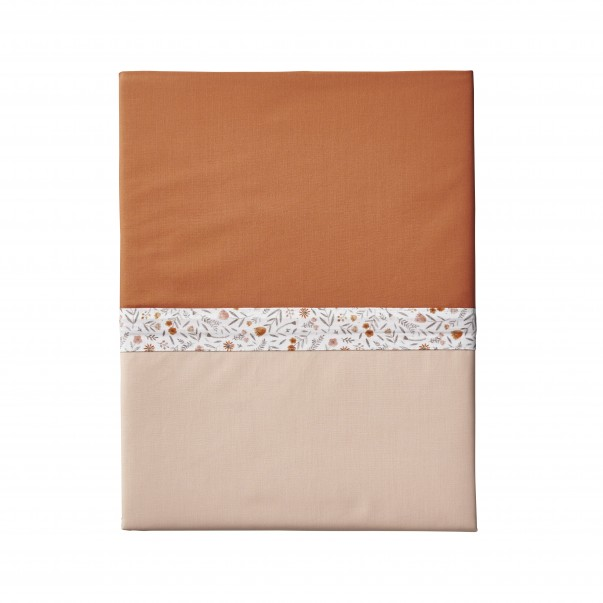 TOI ET MOI HONORÉ Flat sheet cotton percale