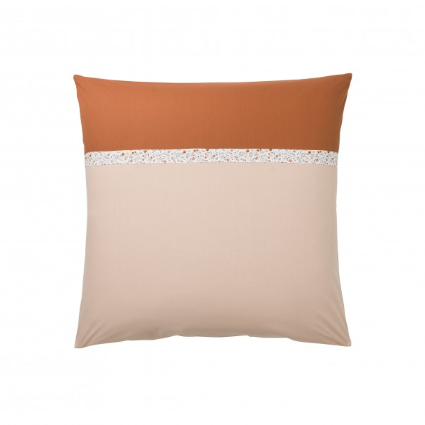 TOI ET MOI HONORÉ Pillowcase cotton percale