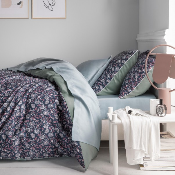 ELIXIR FRAMBOISE Duvet set cotton sateen