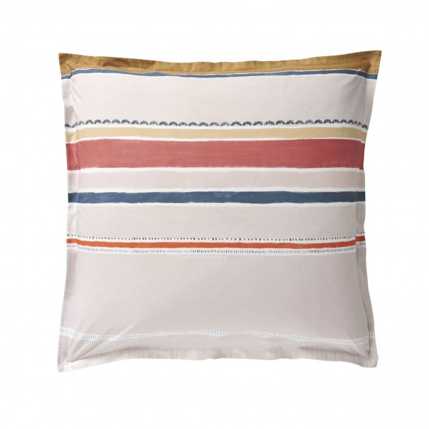 Percale Cotton Pillowcase ESCAPADE