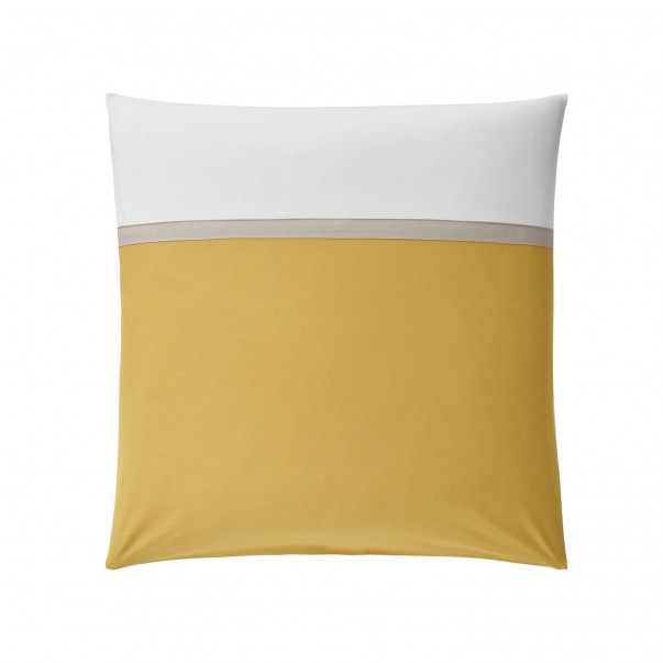 Percale Cotton Pillowcase TOI ET MOI SAHARA