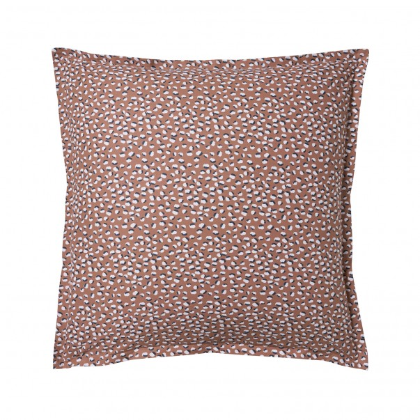 CLIN d'ŒIL 100% cotton reversible pillowcase