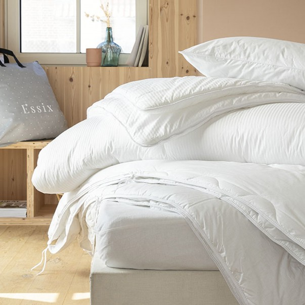 Synthetic duvet - VOLUPTÉ - 400g - Luxurious model & high-end finishes