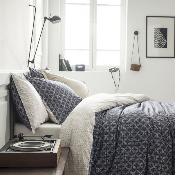 Percale Cotton Duvet set ATLAS