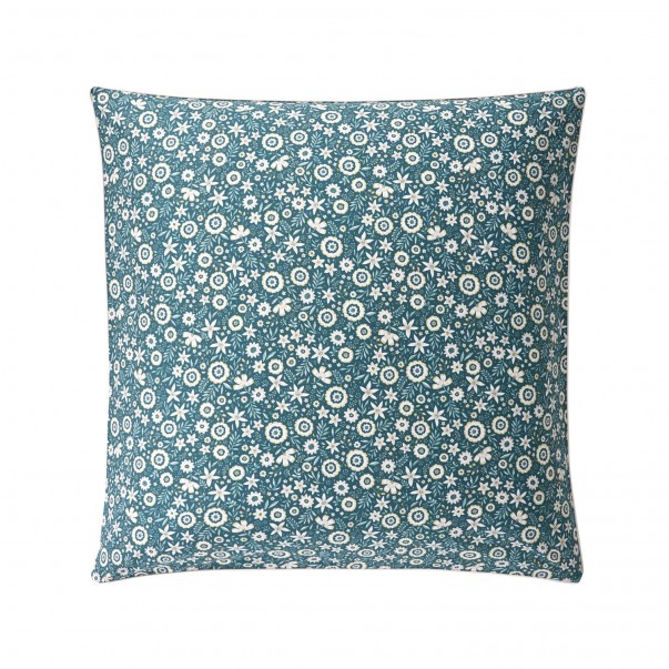 Percale Cotton Pillowcase BROCÉLIANDE