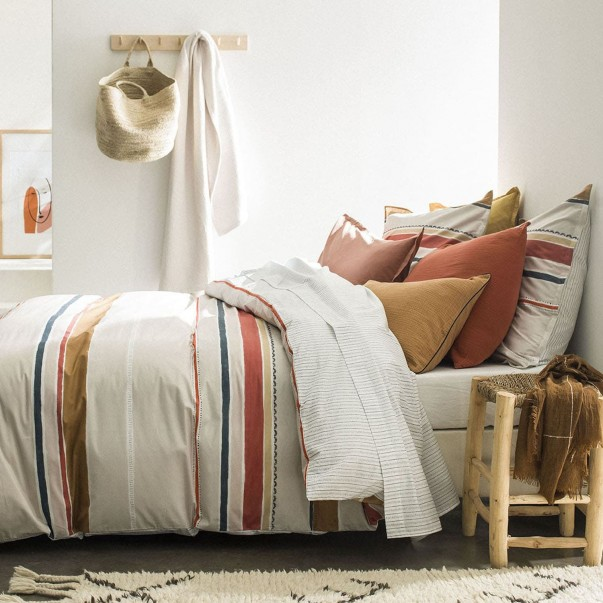Percale Cotton Duvet set ESCAPADE